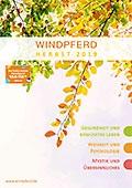 WINDPFERD Novitäten Herbst 2019